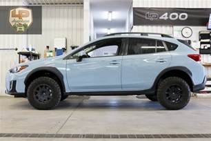 Subaru Crosstrek Suspension 2018 Subaru Crosstrek Lift Kit Tires Wheels Lpaventure