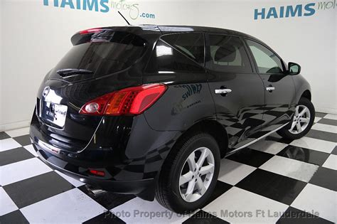 used nissan muranos 2010 used nissan murano s at haims motors serving fort
