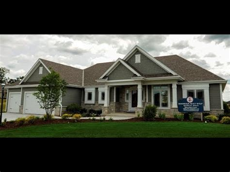 badger home builders boomer 2014 open ranch model with tom