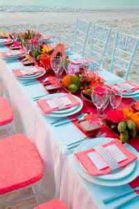 karibische dekoration creative wedding ideas uniquely yours wedding