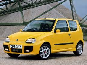 Seicento Abarth Pictures Of Fiat Seicento Sporting Abarth Uk Spec 2001