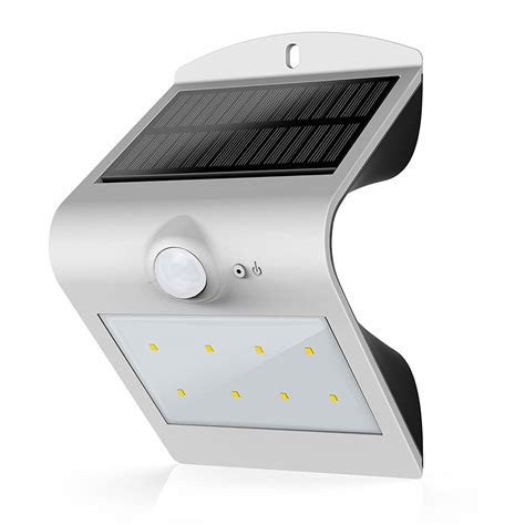 Solar Light With Motion Sensor Atrium Solar Motion Sensor Light