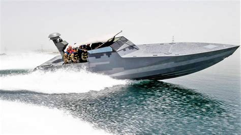 navy seal small boats u s navy stealthy special operations boats are zooming