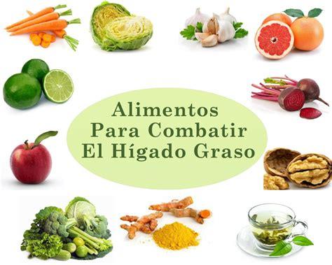 alimentos naturales para desintoxicar el higado alimentos saludables para el higado