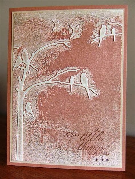 embossing techniques card 25 best ideas about cuttlebug embossing folders on