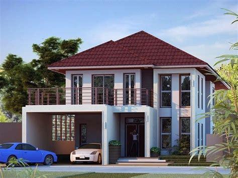 beberapa gambar rumah cantik modern yang bisa jadi pertimbangan anda gambar rumah minimalis