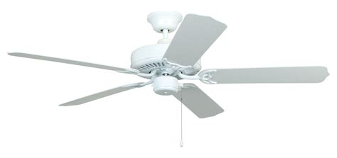 craftmade ceiling fan blades craftmade ceiling fan with blades included white wod52ww5x