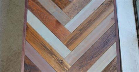 chevron pattern reclaimed wood reclaimed wood coffee table chevron pattern by