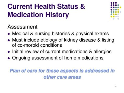 home health nursing assessment and care planning ppt patient assessment plan of care and medical