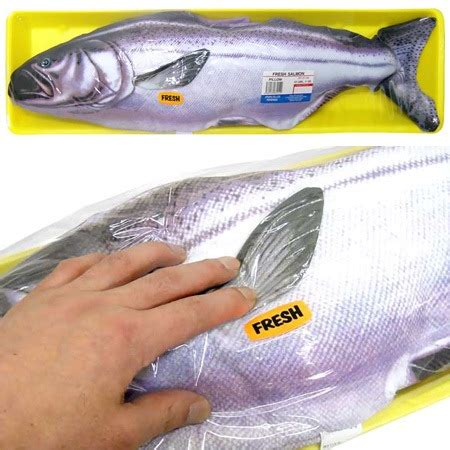 Salmon Pillow by Top 10 Pillows Top 10 Hell