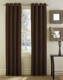 Brown Valance For Windows Ideas Modern Brown Curtain Panels Window Treatments
