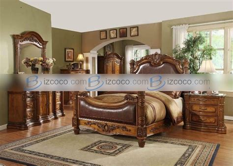 solid wood king bedroom set rooms
