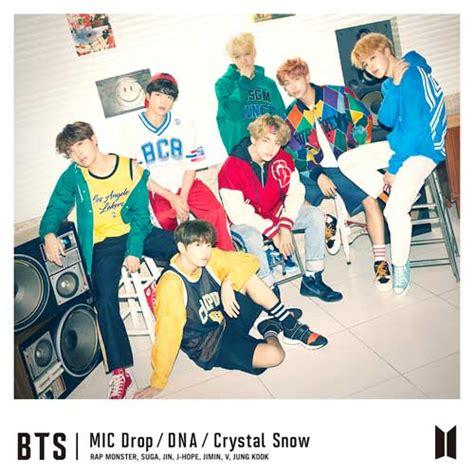 download mp3 bts dna album mic drop dna crystal snow bts 防弾少年団