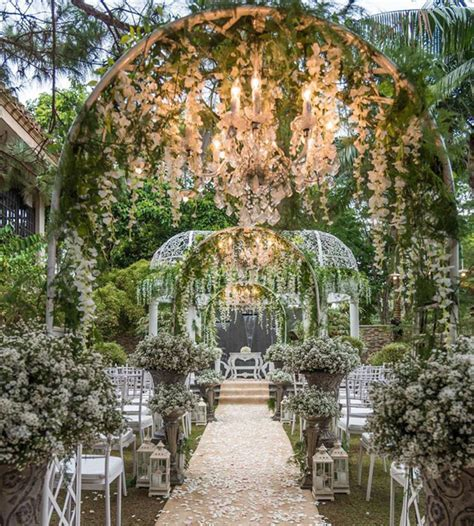 Beautiful Outdoor Wedding Venues   Wedding Inspirations