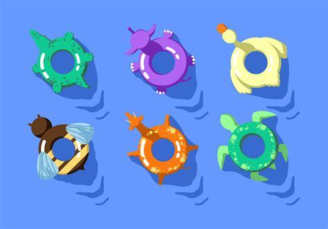animal innertube  vector   vectors