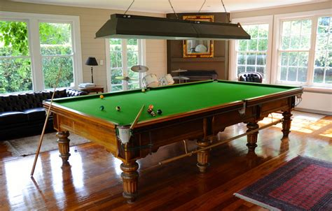 looking mizerak pool table in basement contemporary with air conditioner next to