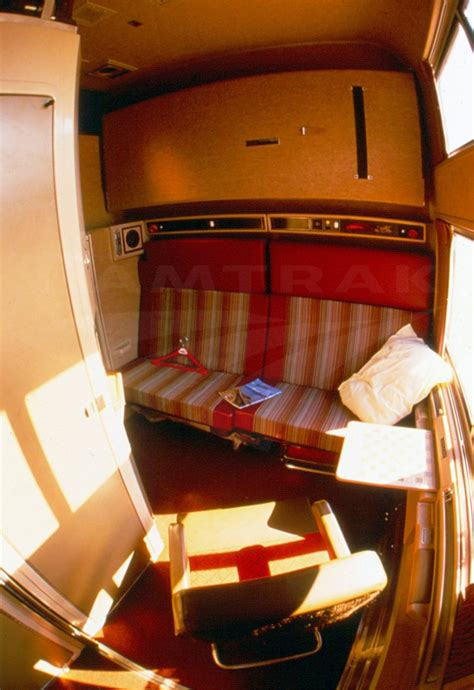 amtrak superliner bedroom prototype viewliner bedroom 1980s amtrak history of