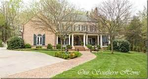Southern Style Homes southern style brick homes feature friday our southern home