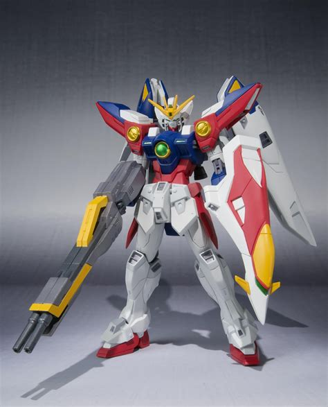 gundam wing robot damashii side ms wing gundam zero official