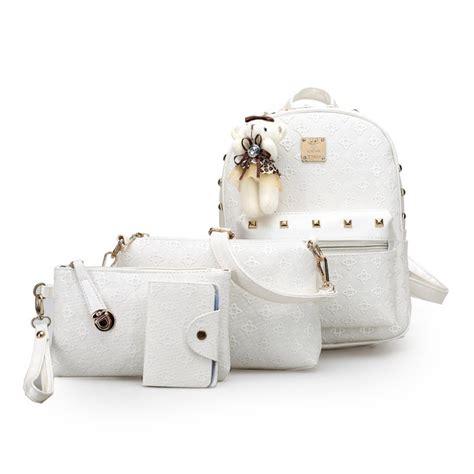 Tas Fashion 3571 Set Tas Wanita best seller 4 1n 1 set tas wanita tas fashion tas ransel