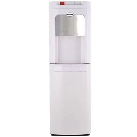Dispenser Sharp Bekas sharp dispenser galon bawah swd 72ehl wh putih free