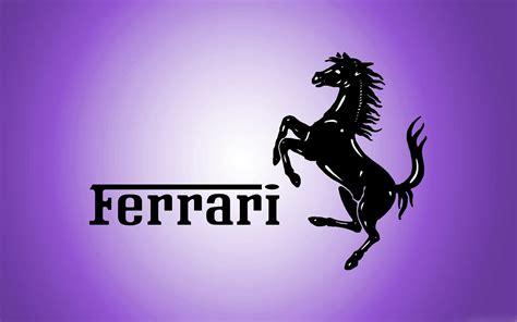 ferrari logo wallpapers pixelstalknet