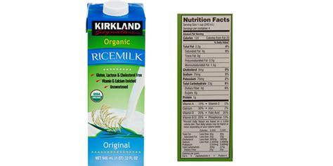 creatine costco rice rice milk nutrition facts nutrition ftempo