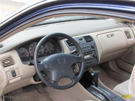 Honda Accord 2001 Interior by Ivory Interior 2001 Honda Accord Lx Coupe Photo 73253712