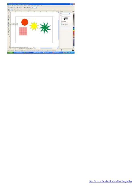corel draw x7 yt ghi ch 233 p l 253 thuyết corel draw 1