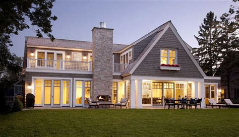 modern country homes contemporary shingle style house design digsdigs