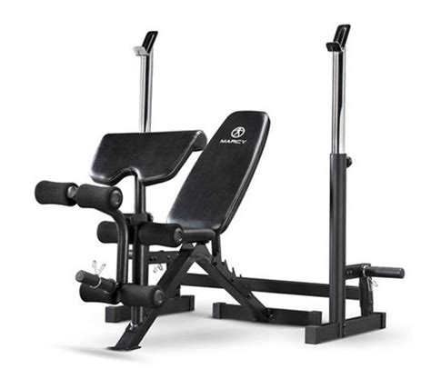 marcy 2 piece olympic weight bench marcy 2 piece deluxe olympic weight bench just 169 99