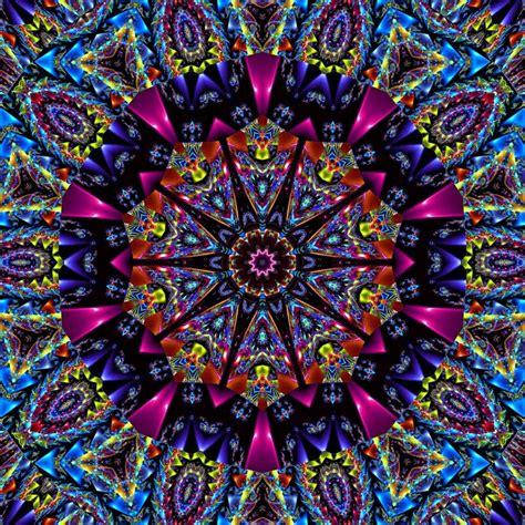 Funky Definition by Color Me Vivid Kaleidoscope By Tasteslikepurple On Deviantart