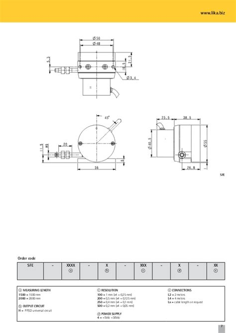lika encoder wiring diagram 27 wiring diagram images