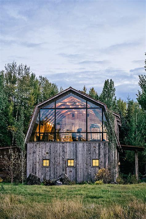 house barns the barn barn modern and house