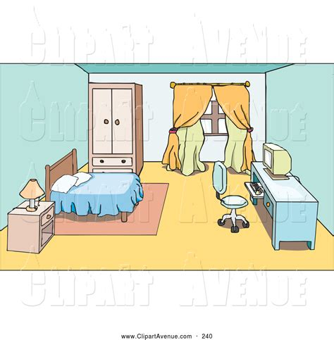 bedroom clip art room clipart clipart suggest