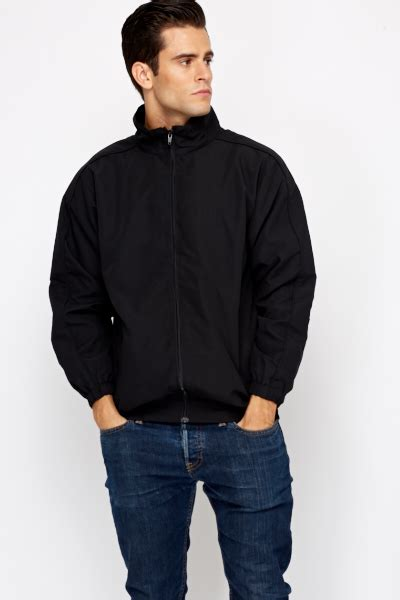 Mens Light Weight Bomber Jacket Just 163 5