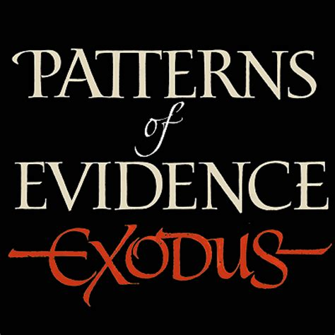 pattern of evidence com patterns of evidence pattofevidence twitter