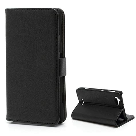 Leathercase Ozaki Sony Xperia L sony xperia l wallet leather black