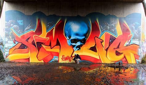 imagenes geniales de graffitis 25 graffitis geniales y muy fuera de lo normal fress