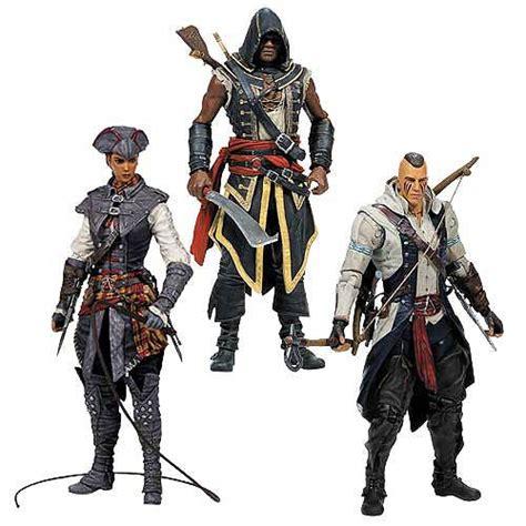 aa creed assassin s creed series 2 figure set mcfarlane