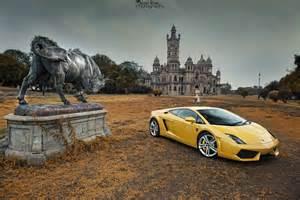 Lamborghini Bulls Wallpaper 6th Gear