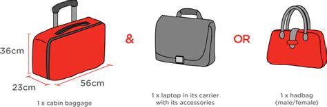 airasia cabin baggage airasia手提行李不可以超过这个规格 不然当场要你买行李 rm105 oppa sharing