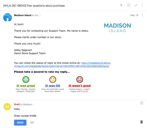 service desk email templates helpdesk magento connect