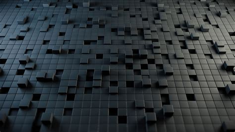 abstract pattern hd wallpaper abstract black dark patterns cubes digital art