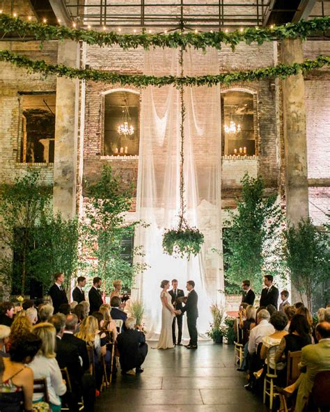 best wedding places in new restored warehouses where you can tie the knot martha stewart weddings