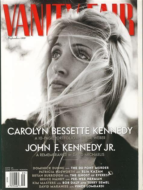 Vanity Fair Kennedy by Cbk Wardrobe Vanity Fair September 1999 The