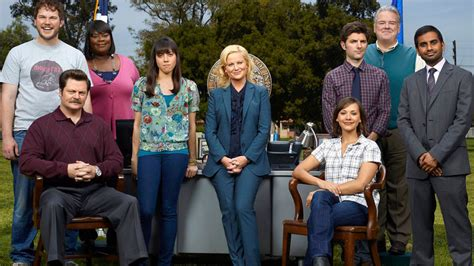 The Greatest American Last Episode Parks And Recreation Season 8 Cancelled