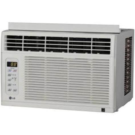 lg electronics 6 000 btu 115v window air conditioner with