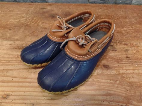 ll bean slippers womens bean boots ll bean duck shoes boots original made in