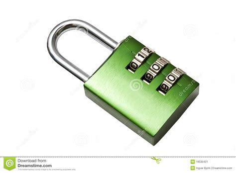 green combination green combination lock stock image image of combination